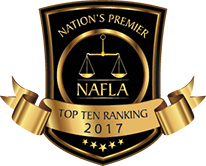 Heather Nelson - National Academy of Family Law Attorneys Top 10 Award - 2017